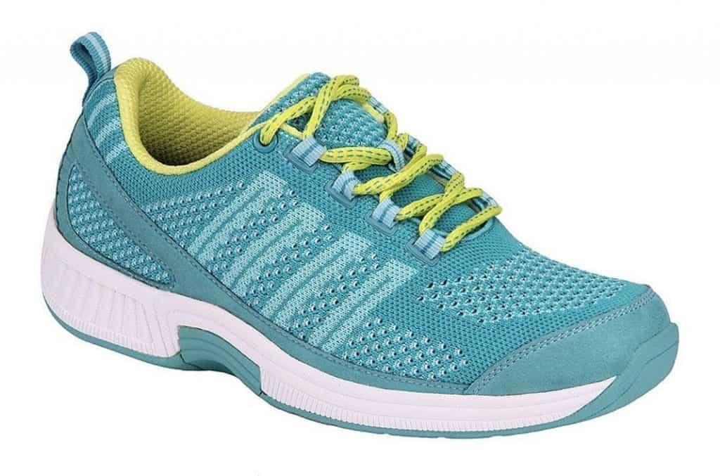 Best Orthopedic Walking Shoe: Orthofeet Women's Comfort