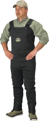 Caddis Men's Green Neoprene Fishing Waders