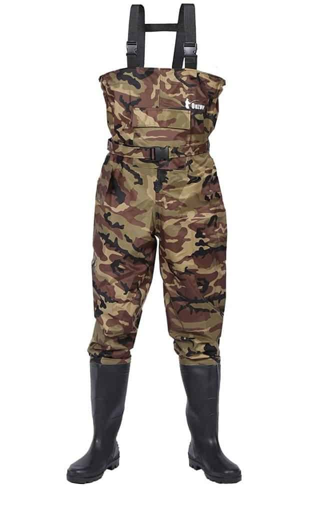 Ouzong Cleated Fishing and Hunting Wader