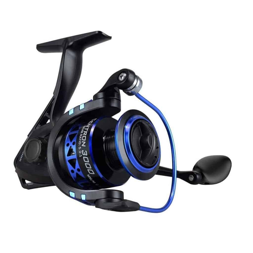 Best Spinning Reel for the Money - KastKing Centron 2000 Spinning Reel