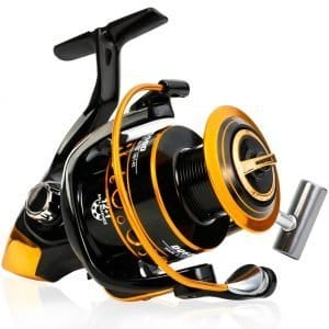 Burning Shark 12 + 1 BB 3000 Series Spinning Reel