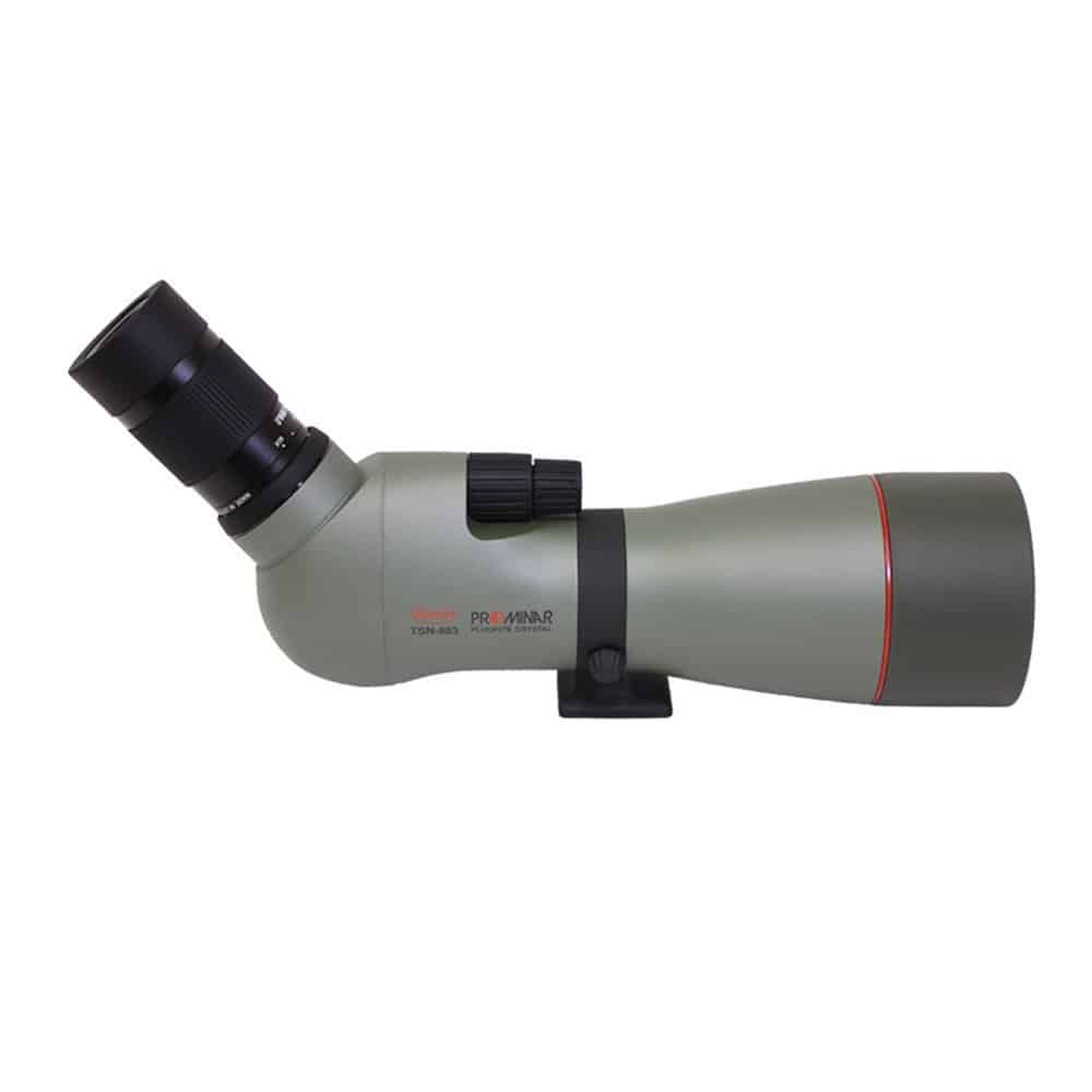Kowa TSN-880 Series Angled Spotting Scope review