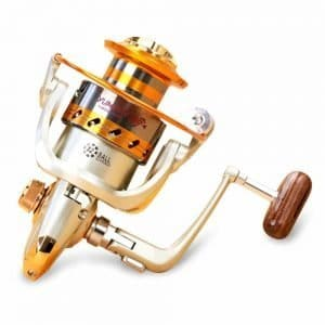 X-CAT 2000 Series Spinning Fishing Reel