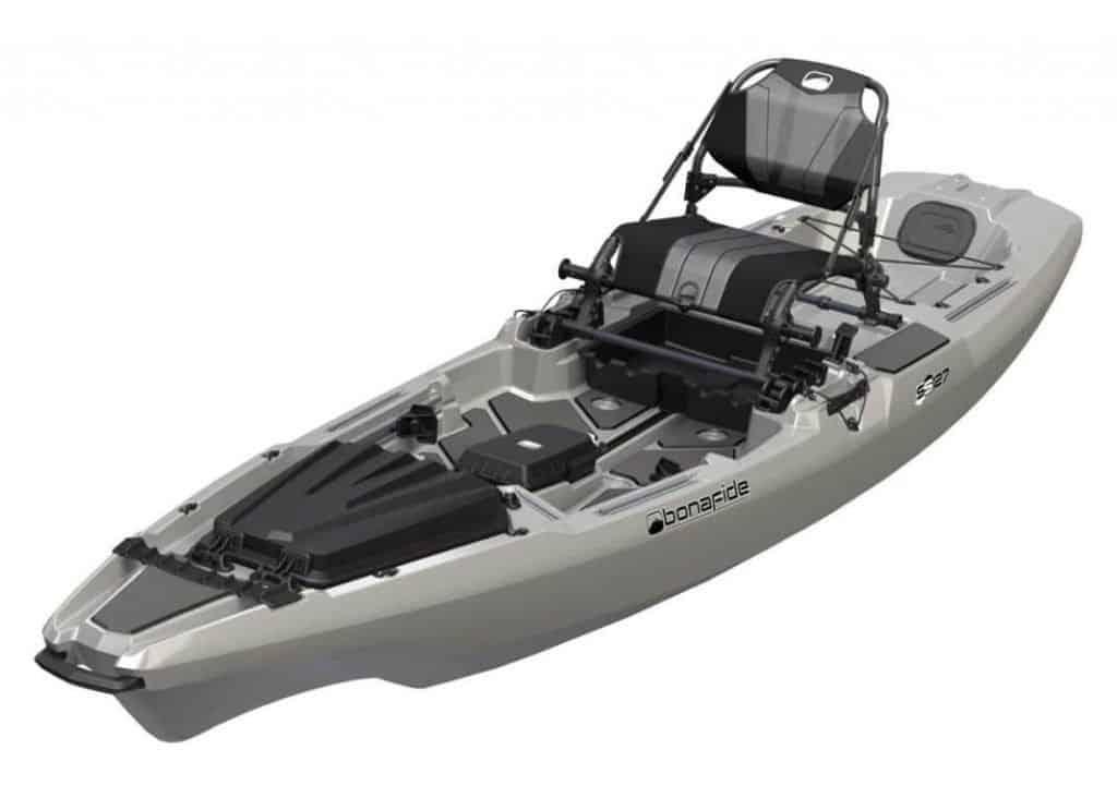 Bonafide SS127 Ultimate Sit on Top Fishing Kayak