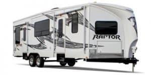 2013 Keystone Raptor TT