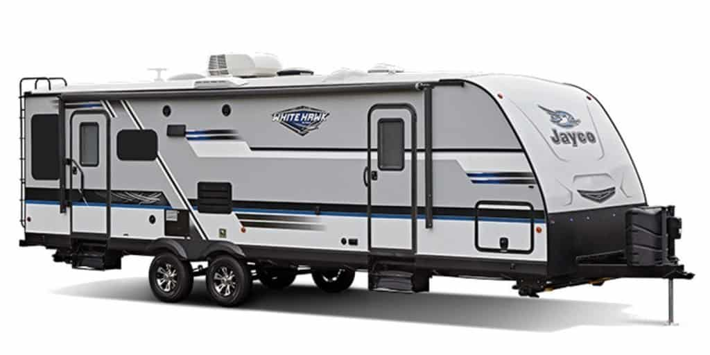 Travel Trailers with King Beds