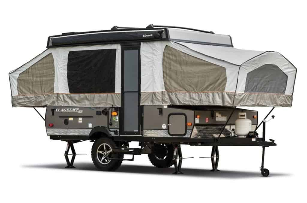 8 Best Pop Up Campers With Bathrooms, Pop Up Tent Trailer With Bathroom