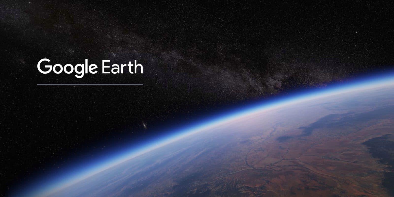 google earth cover main