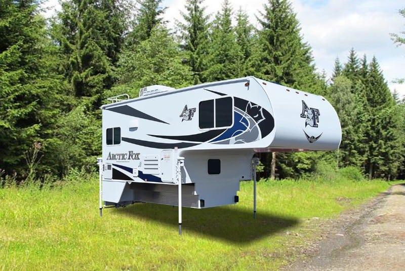 Arctic Fox Camper-865