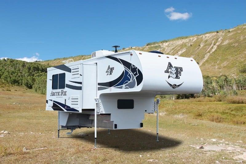 Arctic Fox 990 Camper