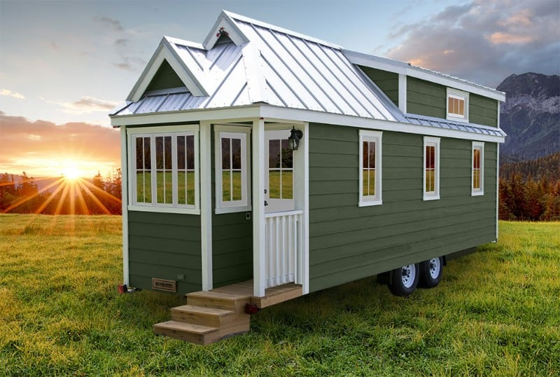 tiny houses on wheels for sale