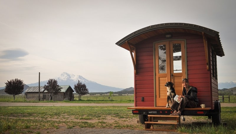 How Much Does A Tiny House Weigh