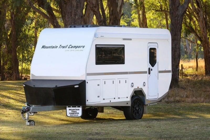 LXV Off-road Hybrid Caravan