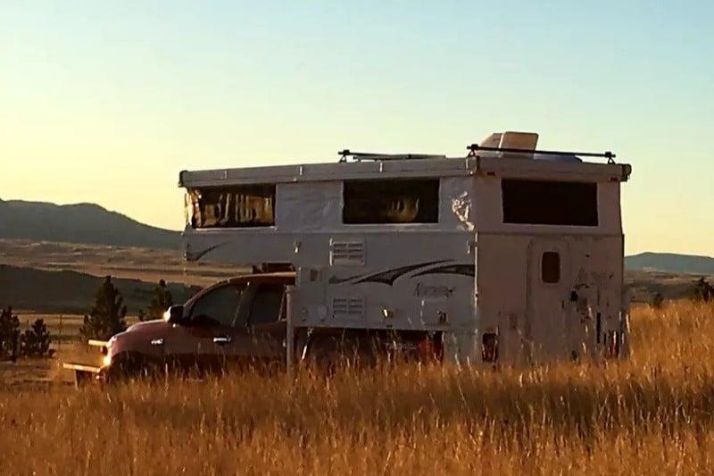 NorthStar Camper-850 SC