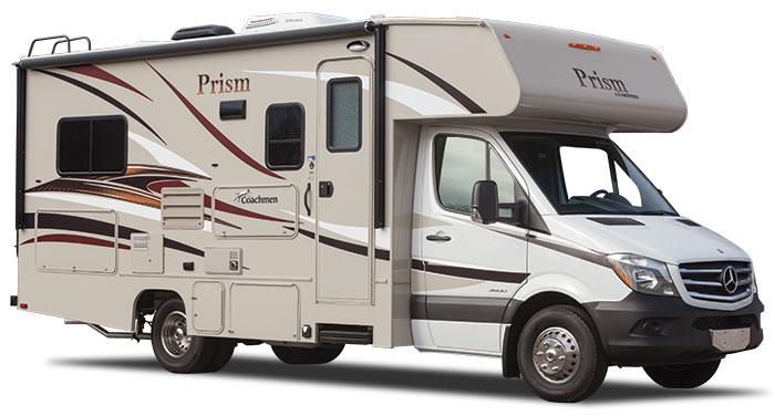 Coachmen Prism Class C Motorhome