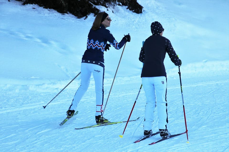 Why Skiing In Jeans Is A Bad Idea