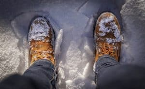 are timberlands good for hiking