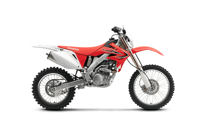 2017 crf250x red