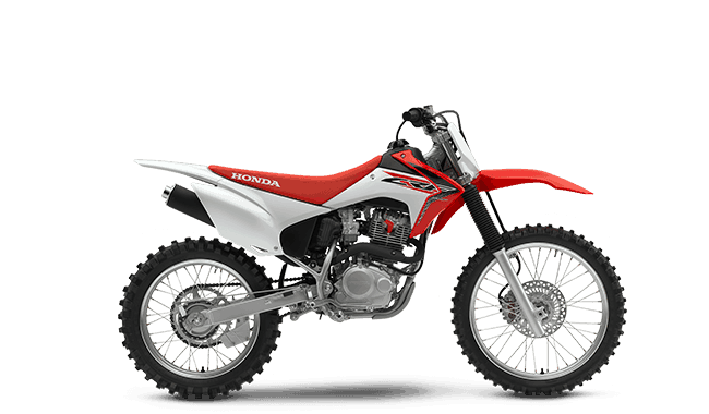 2019 crf230f red