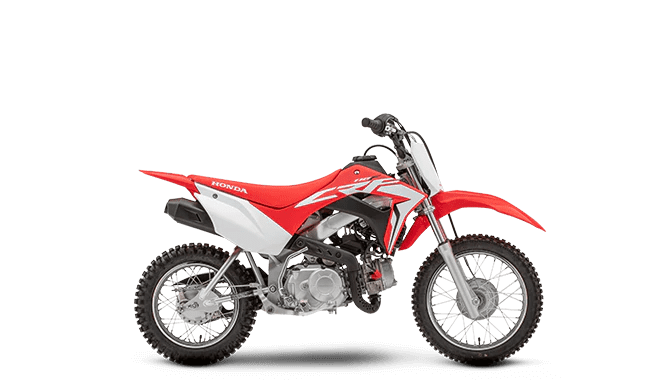 2020 crf110f red