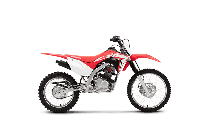 2020 crf125f big wheel red