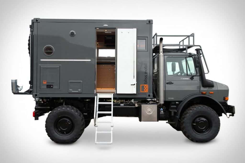 BLISS Camper Truck