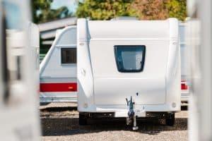 Fiberglass Camper Travel Trailers