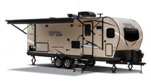 Forest River Flagstaff Micro Lite Travel Trailer 25FKS
