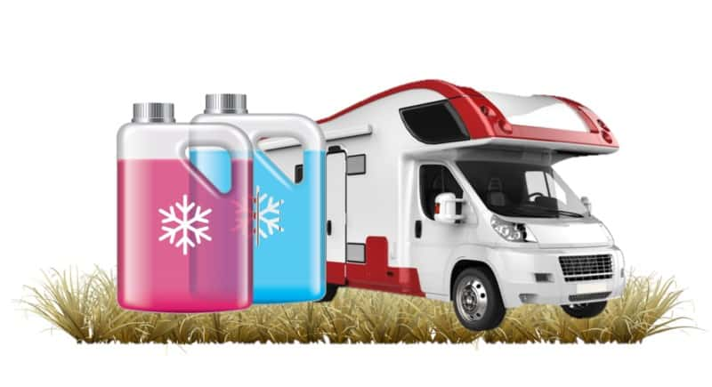 Blowing Out RV Water Lines Vs Antifreeze