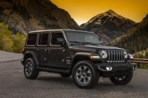 Can You Pull A Pop Up Camper With A Jeep Wrangler?