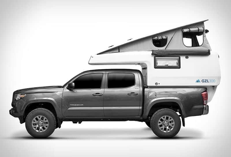 Can You Ride In Truck Camper?