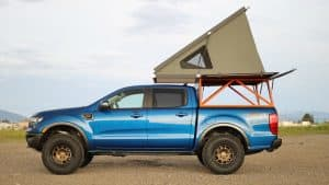 Lightest Truck Campers
