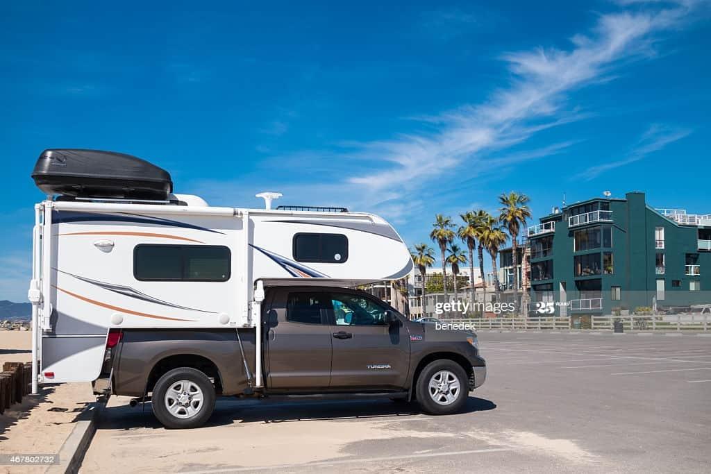 NuCamp Cirrus 920 truck camper
