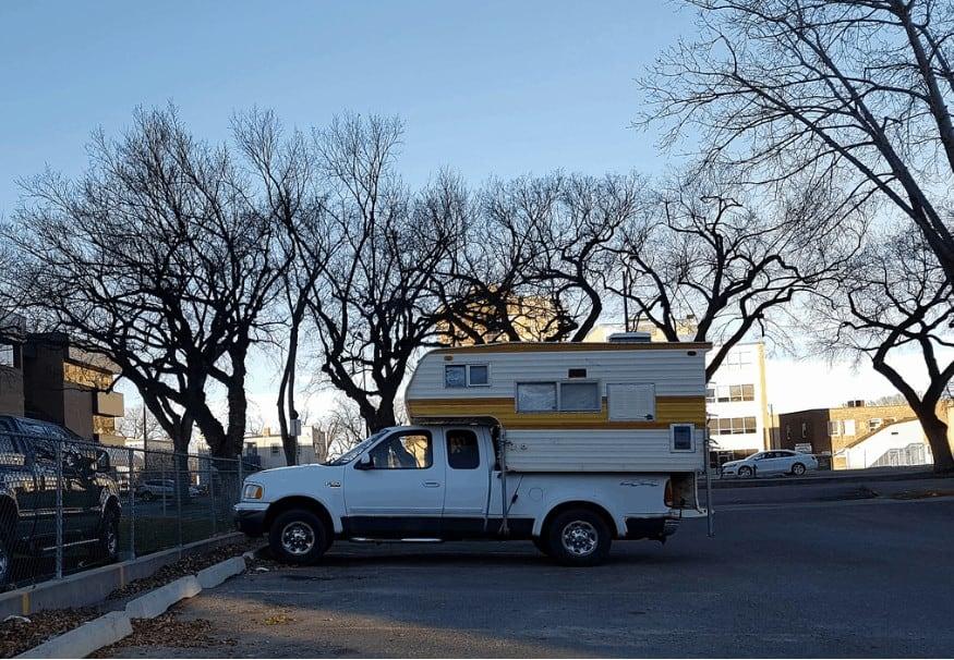 Truck Camper Disadvantages