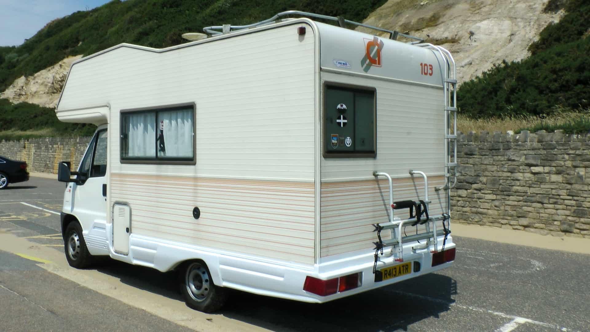 Truck Camper Or Rv