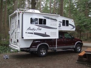 Truck Campers Come With slide outs