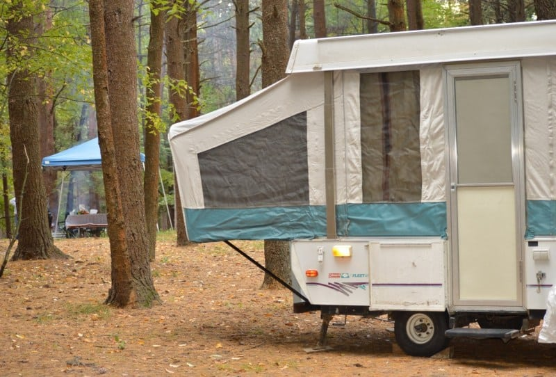 How Much Does Pop Up Camper Insurance Cost
