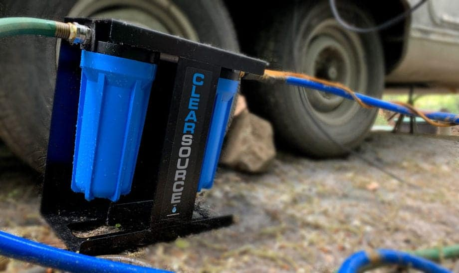 When to replace an RV Water filter?