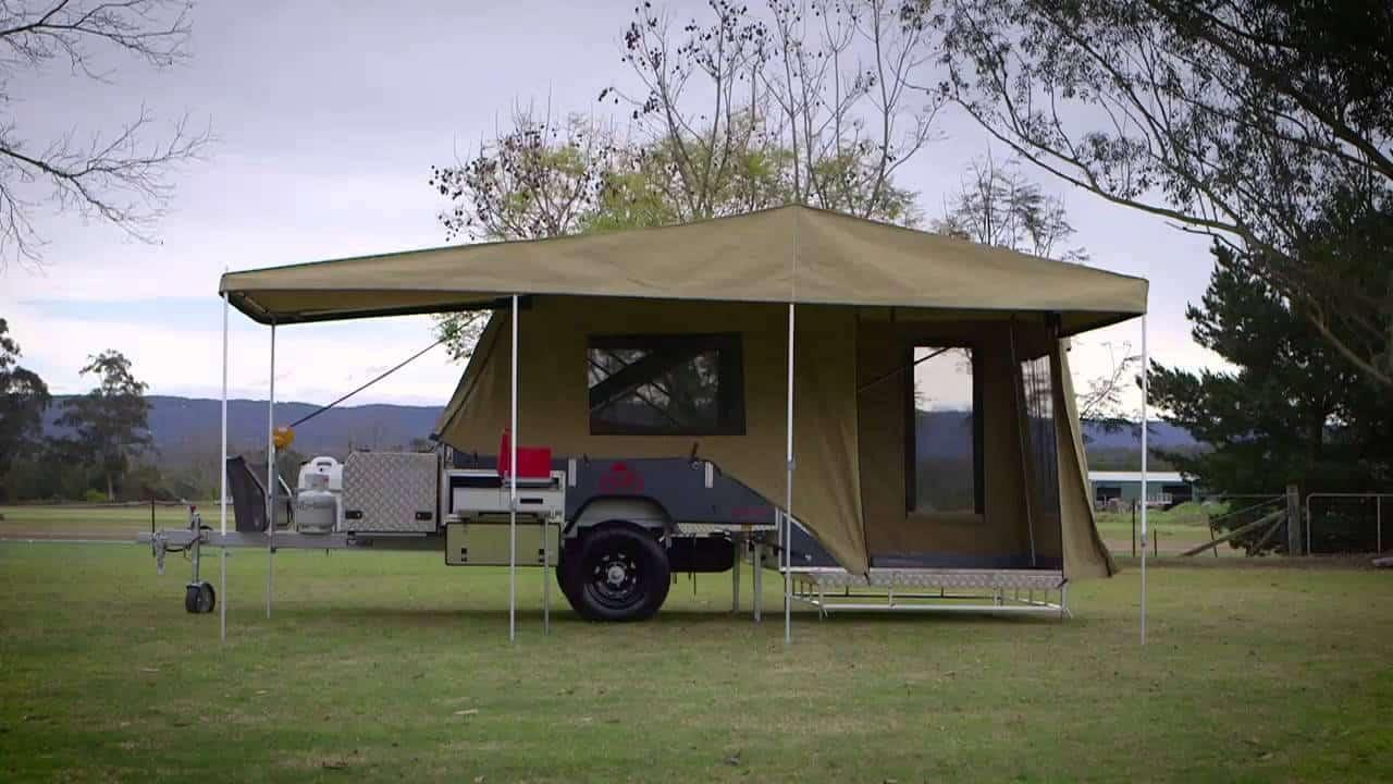 Cub Explorer Trailer