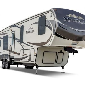 Small 5th Wheel Toy Haulers