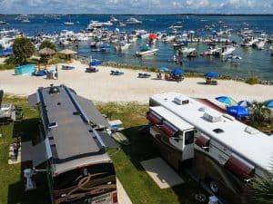RV Parks in Pensacola FL