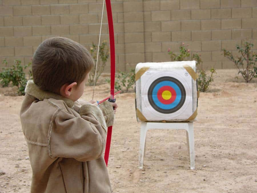 What are the Benefits of Bow and Arrow Sets for Kids?