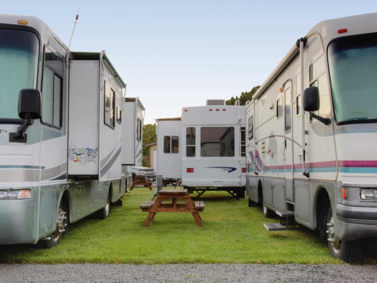 Conveniences An RV Park Offer