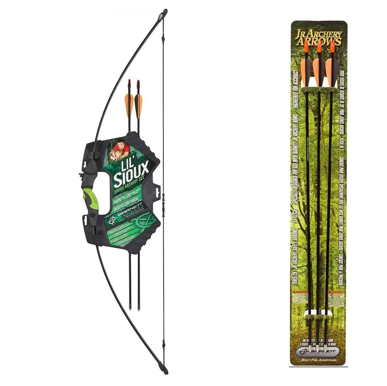 Barnett Outdoors Junior Archery 28-Inch Arrows