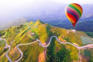 How Much Does a Hot Air Balloon Generally Cost