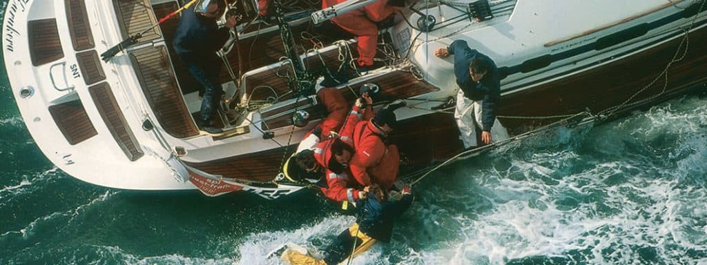 Prevent an Overboard Situation